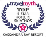 Travelmyth 5 star hotels in Skiathos